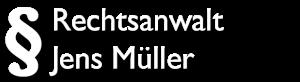 Logo Rechtsanwalt Jens Müller